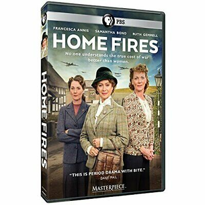 Masterpiece: Home Fires [DVD] NEW!