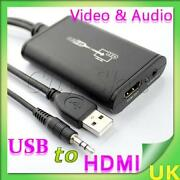 USB to HDMI
