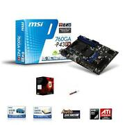 MSI Mainboard AMD