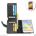 Leather Mobile Phone Flip Cases for Samsung Galaxy Note 3