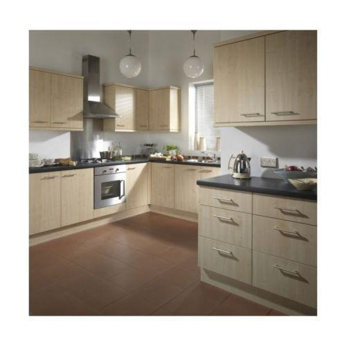 maple kitchen units ebay