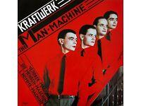 2 X Kraftwerk Glasgow royal Scottish concert hall tickets Friday 9/6/17