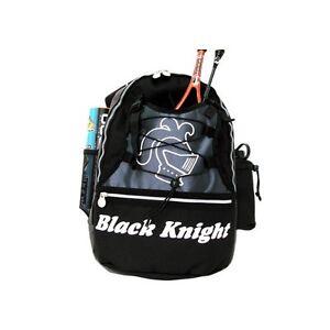 Racket bag / backpack badminton tennis - new Black Knight