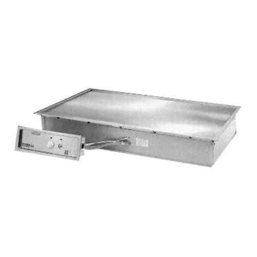 "Wells JG-246UL Built-In 46"" W x 24"" D Electric Griddle w/ Thermostatic Controls"