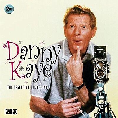 Recordings Cd Album - Danny Kaye - Essential Recordings [New CD] UK - Import