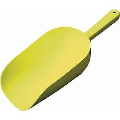 Popcorn Supplies - Yellow Plastic Popcorn Scoop