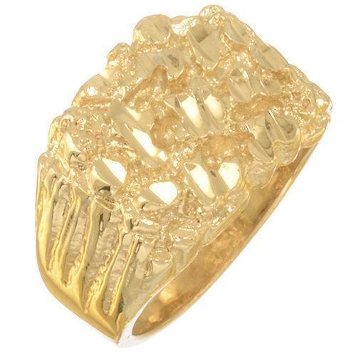 Used Mens Gold Rings Ebay