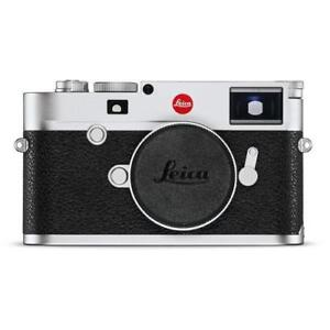 Leica M10 SILVER BRAND NEW SEALED  IN BOX