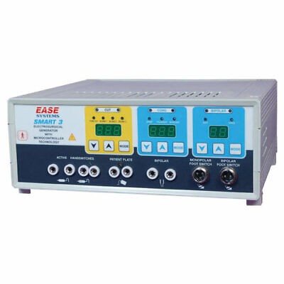 Neurosurgery Electrosurgical Digital 300 Watt Generator Pure Cut Coagulation