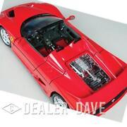 Ferrari 1 18 Bburago