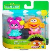 Playskool Sesame Street Figures