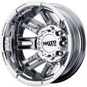Moto Metal Dually Wheels