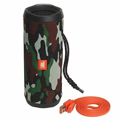 JBL FLIP 4 Bluetooth Speaker, Camouflage Mp3 Player Camo