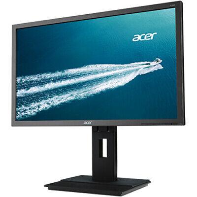 Acer B246HL 24-inch 1920x1080 LED Monitor (Swivel Ergo Stand DVI VGA Speakers)