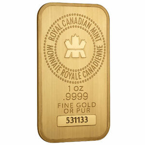 1 oz Gold Royal Candian Mint Sealed .9999