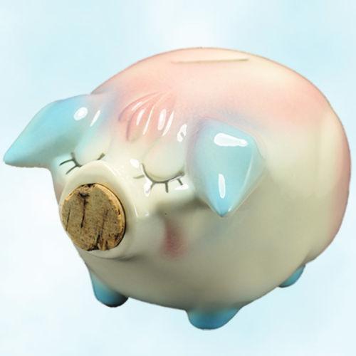 Ceramic Pig Cookie Jar Ebay