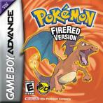 Pokemon Fire Red (GameBoy Advance)