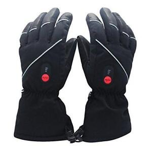 Gants chauffants batterie rechargeable / Savior Heated Gloves with Rechargeable Battery