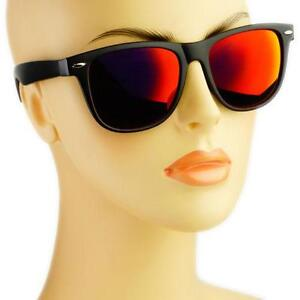red wayfarer sunglasses s0zc  Red Lens Sunglasses