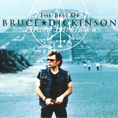 BRUCE DICKINSON - The Best Of  (2-CD) DCD