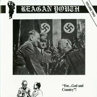 Volume 2 - Reagan Youth (Vinyl Used Very Good)