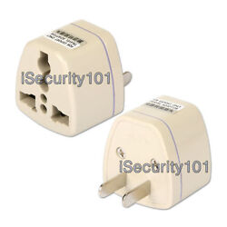 Power Plug Adaptors