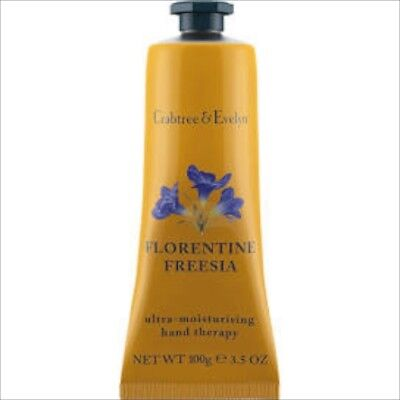 ( Crabtree & Evelyn  FLORENTINE FREESIA Hand Cream   10g)