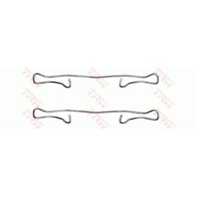 1 Zubehörsatz, Scheibenbremsbelag TRW PFK302 passend für ALFA ROMEO FIAT LANCIA