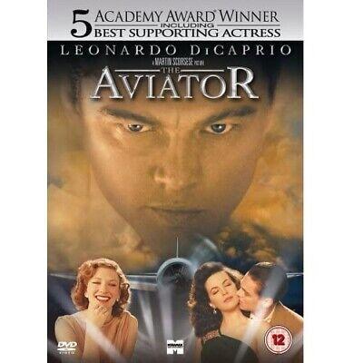The Aviator (DVD, 2005) Leonardo DiCaprio, Cate Blanchett & Kate Beckinsale NEW