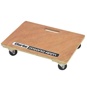 CDT3 Dolly Truck Platform - Removals Trolley Flat Bed Wooden Barrow ...