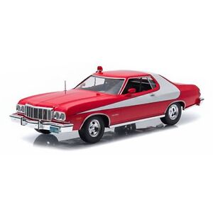Starsky and Hutch TV Series 1976 Ford Gran Torino 1:18 Scale Die-Cast