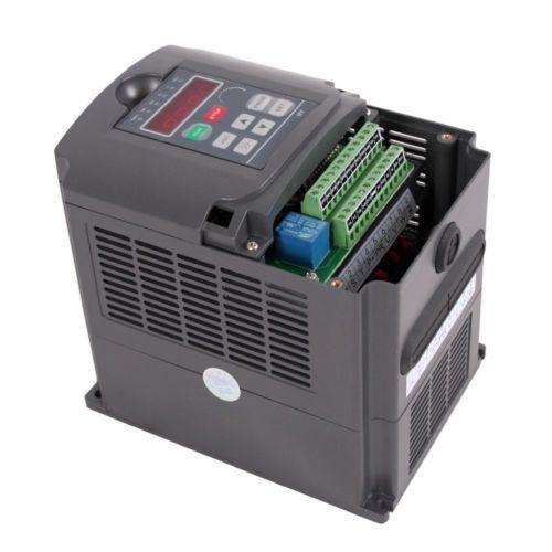 Vfd phase converter ebay for Vfd for 3hp motor