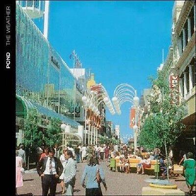 POND THE WEATHER NEW ALBUM LTD COLOURED VINYL LP IN STOCK