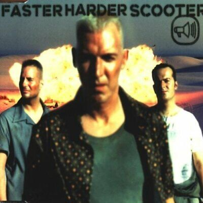 Scooter [maxi-cd] fasterharderscooter (1999)