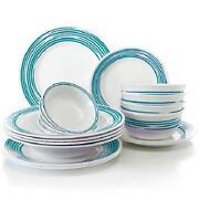 Turquoise Dinnerware
