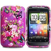 HTC Wildfire Silicone Phone Cover