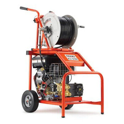 Ridgid Kj-3100 Complete Gas Water Jetter 37413