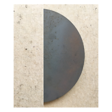 "Thick .0478/"" Round Cold Rolled Steel Plate 4-5//8/"" Diameter Circle 18GA"
