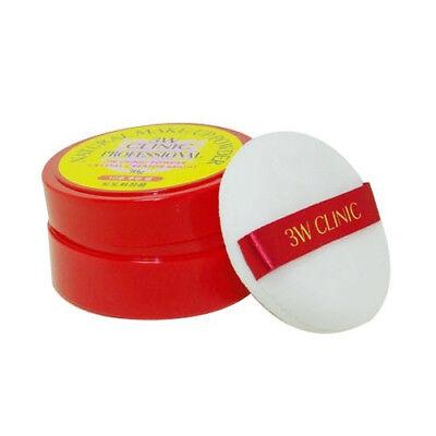 3W Clinic  Natural Make Up Powder  Dodo Red Box    30G