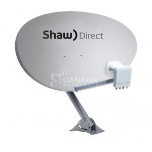 Bell and Shaw Satellite Equipment for sale (No receivers)