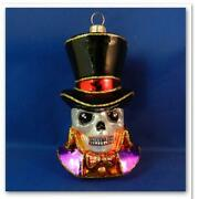 Halloween Glass Ornaments