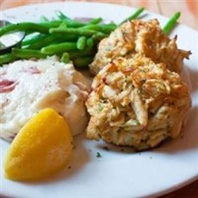 Today Gourmet - Crab Cakes Jumbo Lump (12 - 8oz Crab Cakes)