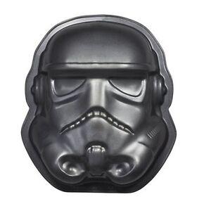 Star Wars Stormtrooper Backform Kuchenform  teflonbeschichtet Carbonstahl
