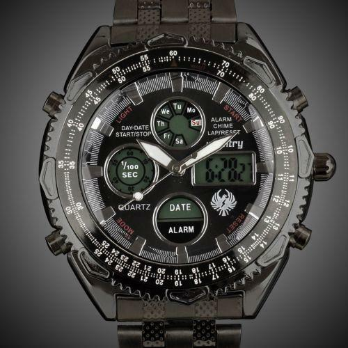 mens chronograph watch mens military chronograph watch