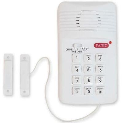 Einbrecher Alarm Tastatur Für Tür Schuppen Garage Wohnwagen Sicherheitssystem 0