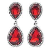Antique Ruby Earrings