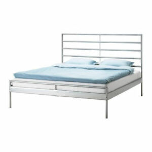 ikea double bed frame | buy or sell beds & mattresses in toronto