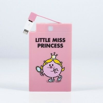 Little Miss Princess Powerbank 2500mAh - OFFICIALLY LICENSED