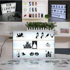 Letters Decorative Light Boxes