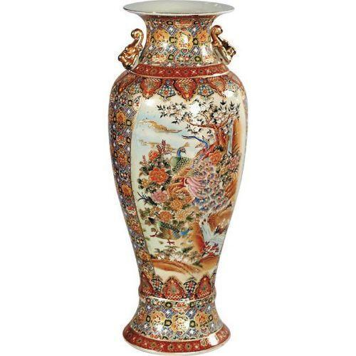 Foot Glass Vase